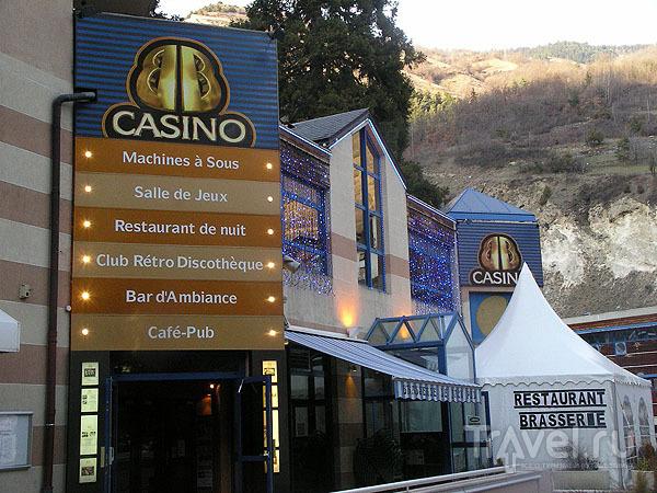 Развлекательный комплекс Casino / Фото из Франции