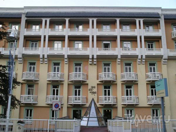 Grand Hotel des Thermes 3* / Фото из Франции