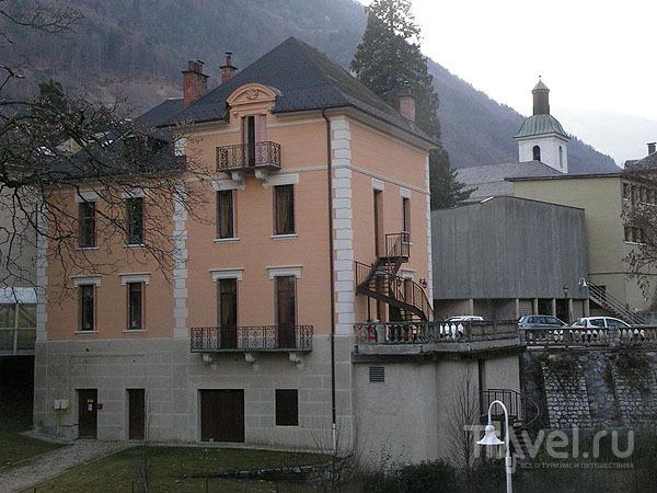 Еще один дом-замок / Фото из Франции