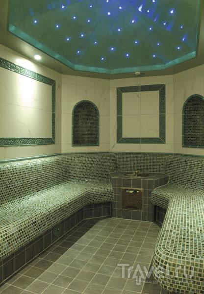 Травяной хаммам в spa-центре / Фото из Франции