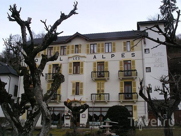 Hotel les Alpes 2* / Фото из Франции