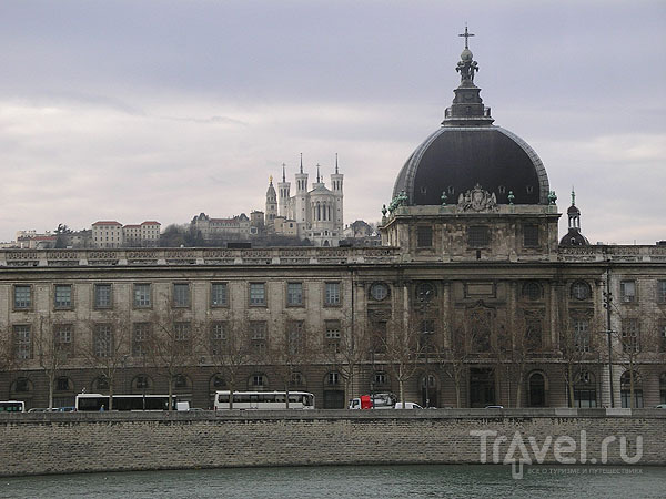 Hotel Dieu / Фото из Франции