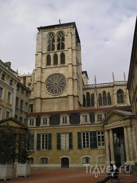 Дворец Сен-Жан / Фото из Франции