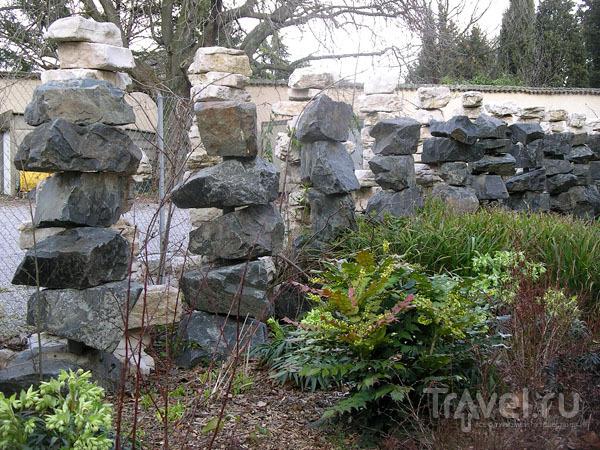 Каменная дорога / Фото из Франции