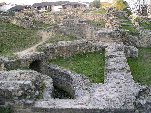 Следы римского величия / Фото из Франции