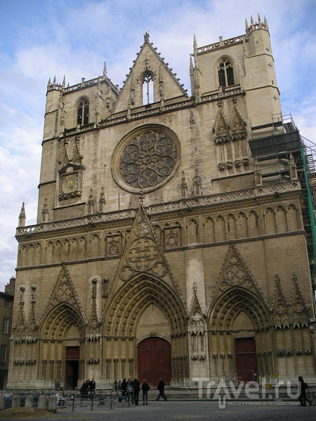Собор Сен-Жан / Фото из Франции
