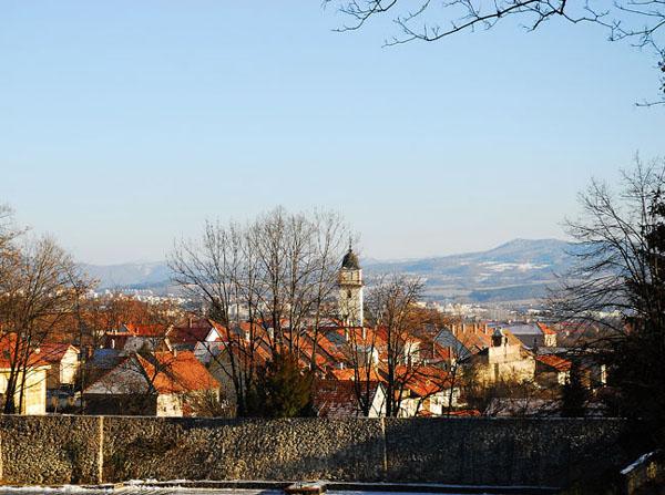 Город Бойнице - очень душевный! / Фото из Словакии