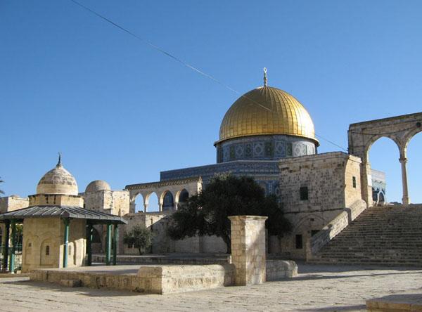 Мечеть Омара, Иерусалим / Фото из Израиля