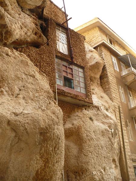 Дома-скворечники в Маалюле / Фото из Сирии