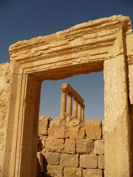 Пальмира / Фото из Сирии