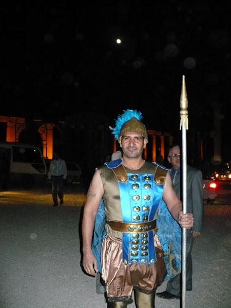 """Пальмира, фестиваль """"Шелковый путь"""" / Фото из Сирии"""