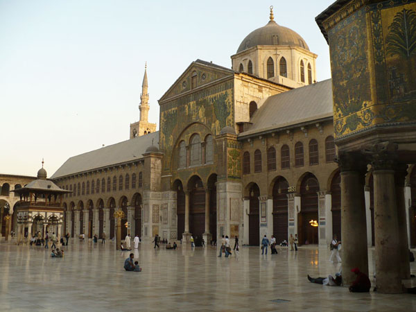 Мечеть Омейядов / Фото из Сирии