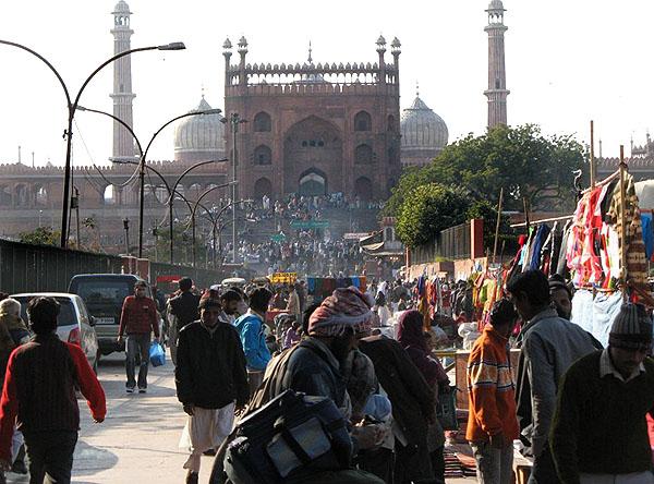 Красный форт Дели  / Фото из Индии