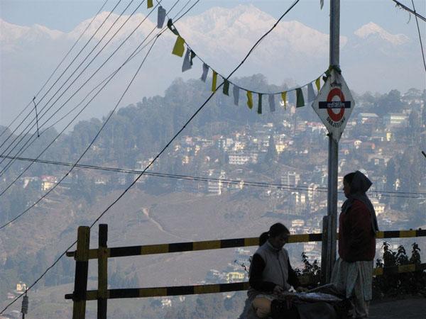 В горах Индии / Фото из Индии