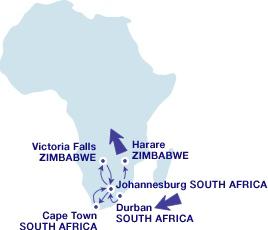 Африканский проездной