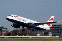 самолет British Airways в ливрее oneworld
