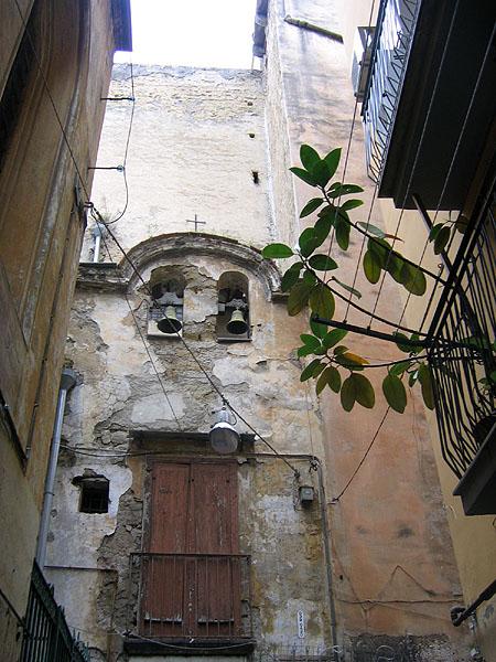 Нетуристический Неаполь / Фото из Италии