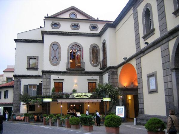 Любимое место наших вечерних прогулок / Фото из Италии