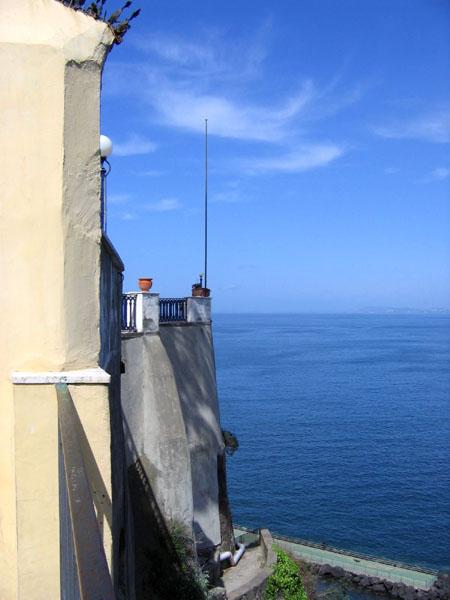 Стены Сорренто / Фото из Италии