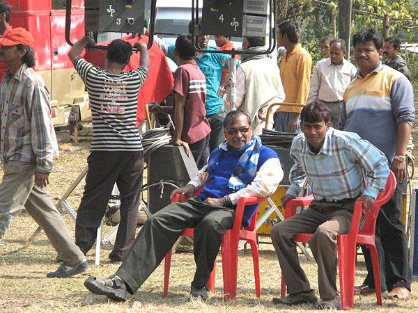 Раджив Капур - звезда индийского кинематографа / Фото из Индии