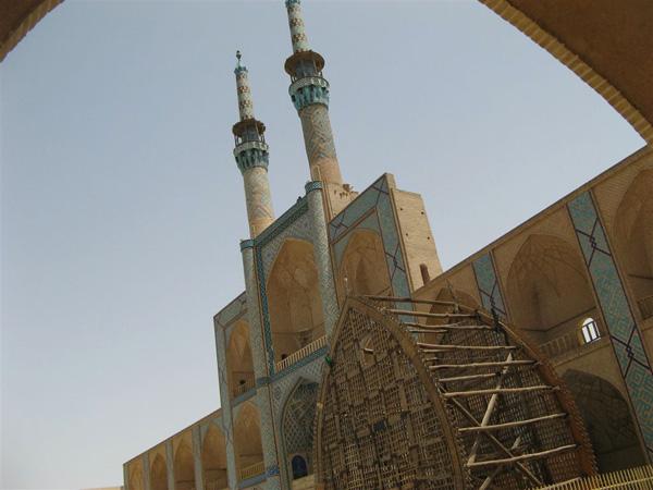 Мечеть Мир-Чакмак / Фото из Ирана