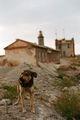 маяк у Артем острова / Азербайджан