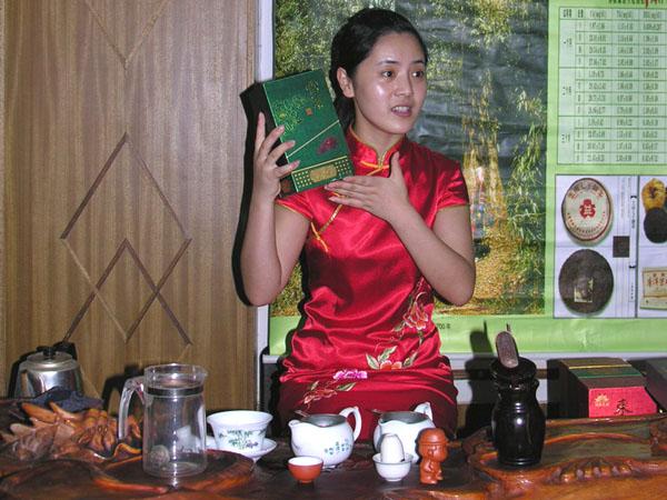 На чайной церемонии можно узнать много нового / Фото из Китая