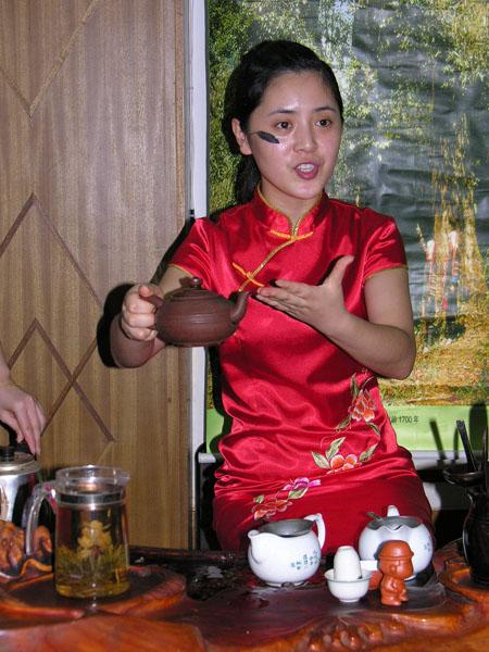 Для чайной церемонии нужна особая атмосфера и специальная посуда / Фото из Китая