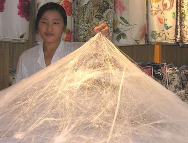 Только на фабриках гарантируют качество изделий / Фото из Китая