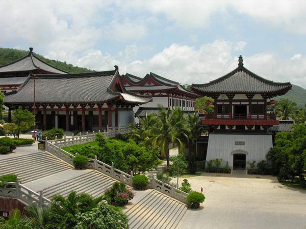 Центр буддизма Наньшань / Фото из Китая