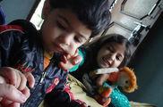 Джанви и Пиху / Индия