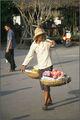 торговец фруктами / Камбоджа