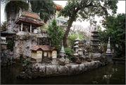 Бангкок, храм черепах / Камбоджа