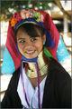 девушка из племени каренов / Камбоджа