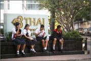 школьники Чанг Мая / Камбоджа
