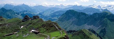 Роше-де-Найе / Швейцария