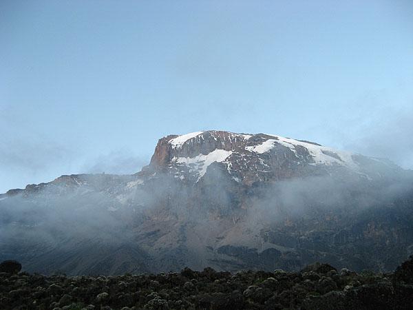 Вершина - теперь совсем близко... / Фото из Танзании