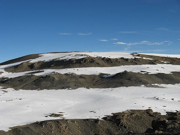 Кратер Килиманджаро / Фото из Танзании