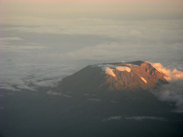 Прощай, Килиманджаро! / Фото из Танзании