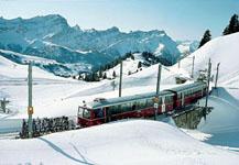Поезда региона Шабле