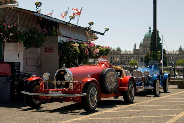 Старинные машины - напрокат, Виктория / Фото из Канады