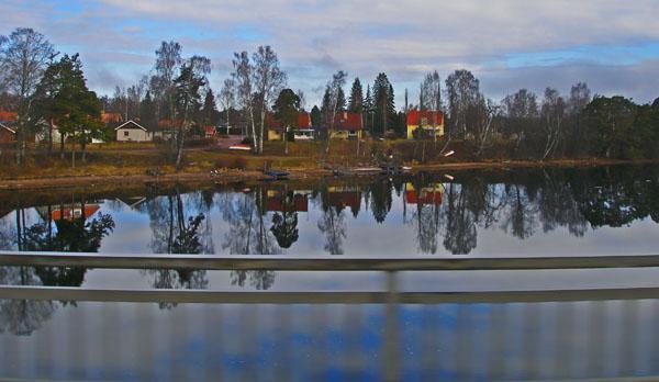 Самый шведский пейзаж / Фото из Швеции