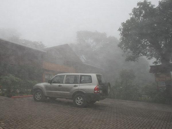 Облака наступают / Фото из Коста-Рики
