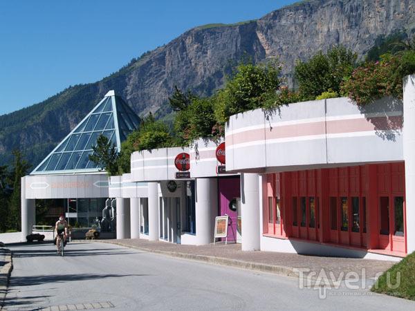 Термальный комплекс Burgerbad / Фото из Швейцарии