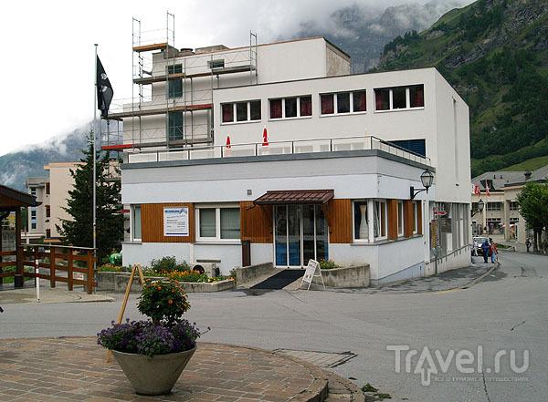 Термальный комплекс Volksheilbad / Фото из Швейцарии