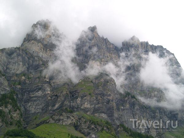 Первое свидание с Лойкербадом / Фото из Швейцарии
