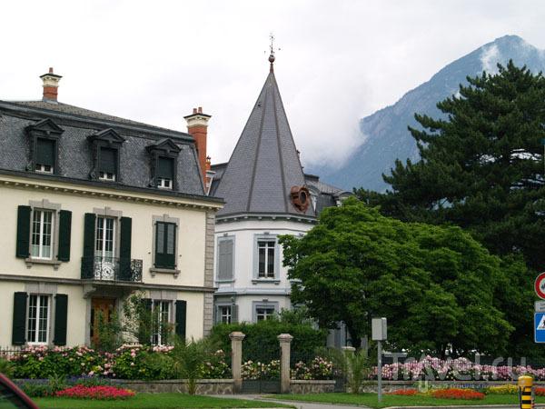 Домик в Мартиньи / Фото из Швейцарии