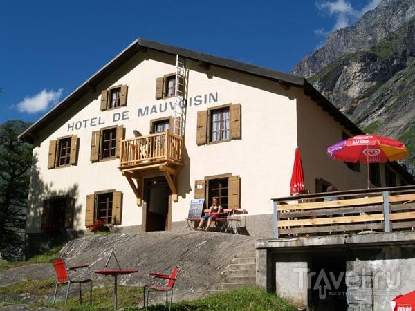 Hotel de Mauvoisin  / Фото из Швейцарии
