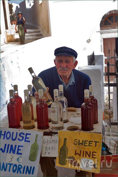 Местный житель / Фото из Греции