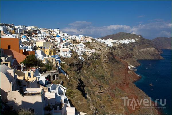 На краю пропасти – Ия / Фото из Греции